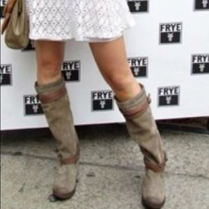 Frye Jane Tall Strappy Boot